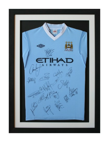 e7d14ae5b11 D. D. W. W. Football shirt and rugby shirt picture framing in Leeds ...